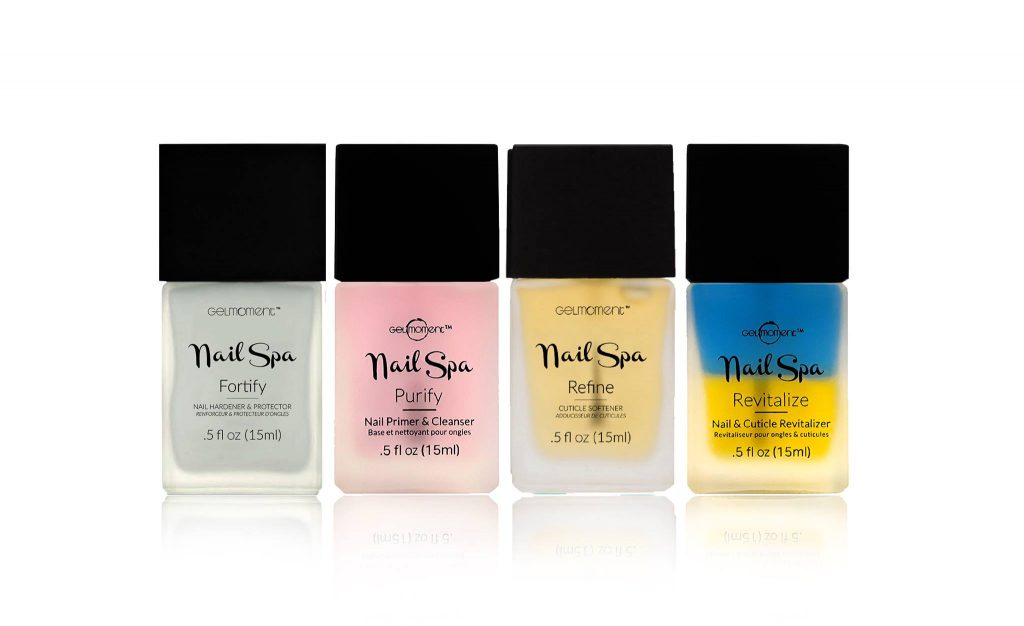 GelMoment Nail Spa Range - Fortify, Purify, Refine & Revitalize
